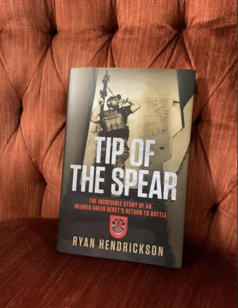 quest, memoir, how to write a memoir, writing your life story, Kristen Lamb, Ryan Hendrickson. Tip of the Spear, Green Berets