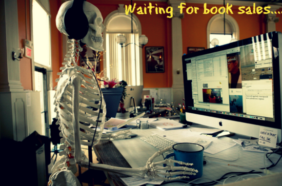 sales, book sales, how to improve book sales, Kristen Lamb